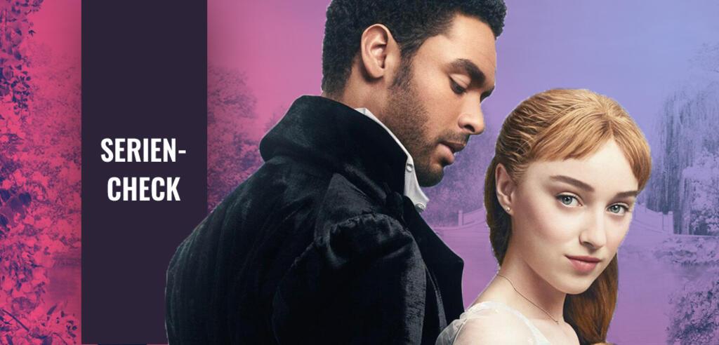 Die Serie Bridgerton: Jetzt bei Netflix