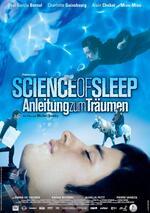 Science of Sleep - Anleitung zum Träumen Poster