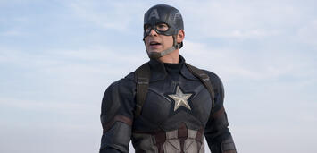 Bild zu:  Chris Evans in The First Avenger: Civil War