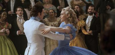 Tanzt außer Konkurrenz: Cinderella