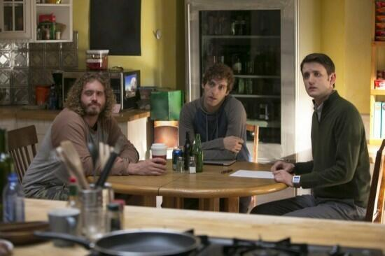 Silicon Valley Staffel 1