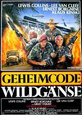 Geheimcode: Wildgänse - Poster