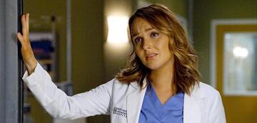 Eine leidgeprüfte Jo in Grey's Anatomy