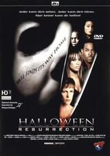 Halloween: Resurrection - Poster