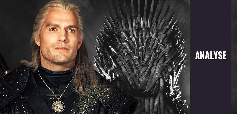 The Witcher/Game of Thrones
