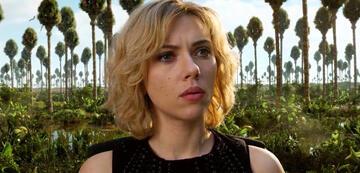 Scarlett Johansson als Lucy