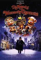 Die Muppets Weihnachtsgeschichte - Poster