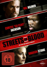 Streets of Blood - Poster