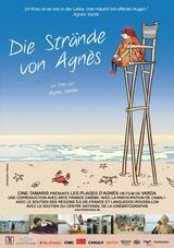 Die Strände von Agnès - Poster