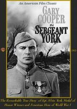 Sergeant York - Poster