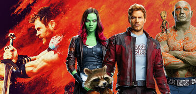 Guardians of the Galaxy & Thor