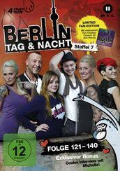 Berlin - Tag und Nacht Staffel 7 - Poster