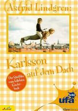 Karlsson auf dem Dach - Poster