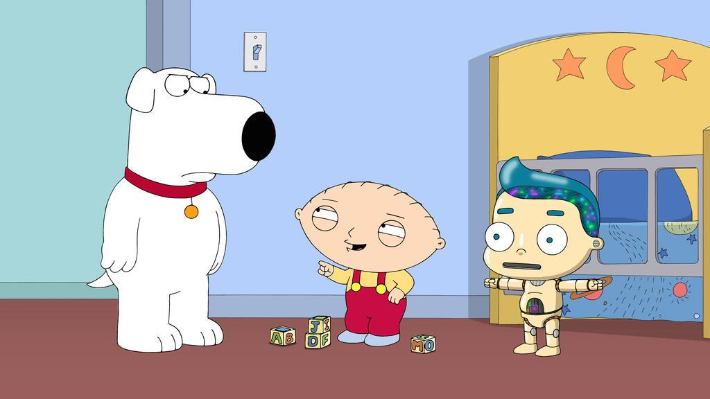 Family Guy - Staffel 14