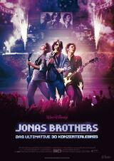 Jonas Brothers - Das ultimative 3D Konzerterlebnis - Poster