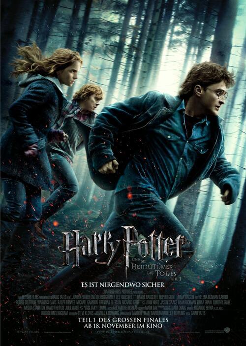 Kritiken Kommentare Zu Harry Potter Und Die Heiligtumer Des Todes 1 Moviepilot De