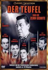 Der Teufel und die zehn Gebote - Poster