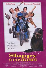 Slappy und die Rasselbande - Poster