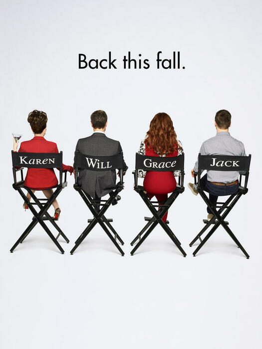 Will & Grace, Will & Grace Staffel 9