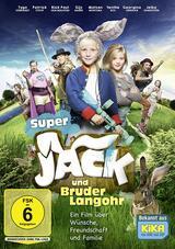 Super Jack und Bruder Langohr - Poster