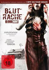 Blutrache - Blood Hunt - Poster