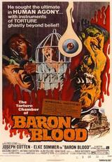 Baron Blood - Poster
