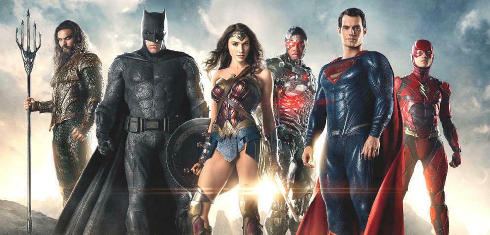 Schaut den Trailer zum neuen Justice League