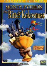 Die Ritter der Kokosnuß - Poster