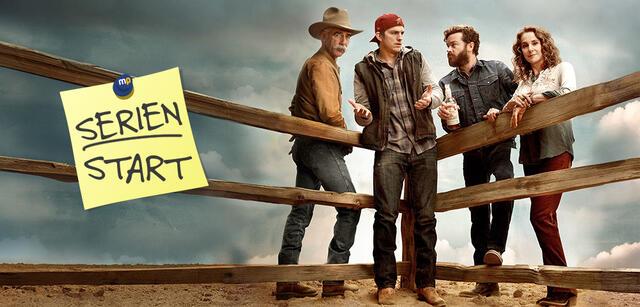 The Ranch, Staffel 2