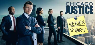 Chicago Justice startet heute Abend auf NBC
