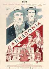 Anhedonia - Narzissmus als Narkose - Poster