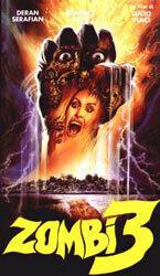 Zombi 3 - Ein neuer Anfang - Poster