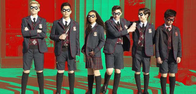 the umbrella academy staffel 2