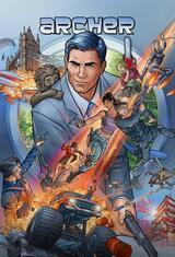 Archer - Poster