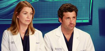 Bild zu:  Ellen Pompeo und Patrick Dempsey in Grey's Anatomy