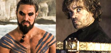 Game of Thrones: Khal Drogo & Tyrion