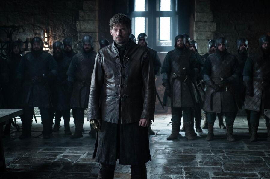 Game of Thrones - Staffel 8, Game of Thrones - Staffel 8 Episode 2 mit Nikolaj Coster-Waldau