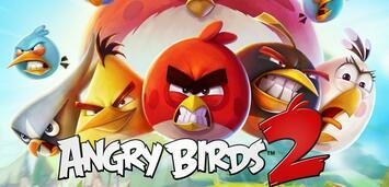 Bild zu:  Angry Birds 2