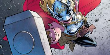 Jane Foster als The Mighty Thor