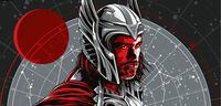 Bild zu:  Chris Hemsworth als Thor auf dem Mondo-Steelbook-Cover