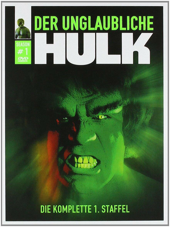 Der Unglaubliche Hulk Serie