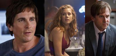 Stehen Christian Bale, Amy Adams & Steve Carell bald gemeinsam vor der Kamera?