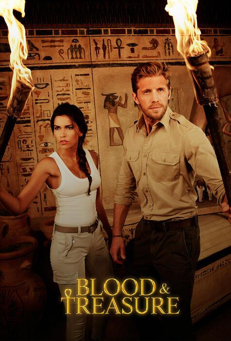 Blood and Treasure, Blood and Treasure - Staffel 1