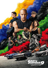 Fast & Furious 9 - Poster