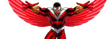 Falcon in den Marvel-Comics