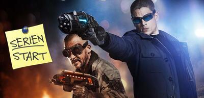 Ab heute sorgen die Legends of Tomorrow für Radau auf The CW.