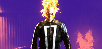 Bild zu:  Gabriel Luna als Ghost Rider in Agents of S.H.I.E.L.D