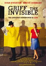 Griff the Invisible - Poster