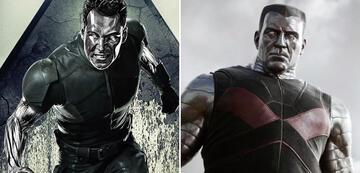 X-Men: Colossus in 2 Varianten
