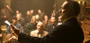 Tom Hanks als Vorleser